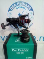 Катушка BLACK SIDE PRO FEEDER 5000CDS (3+1 ПОДШ.)